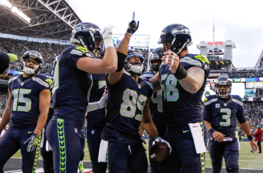 Seahawks top three games of 2017