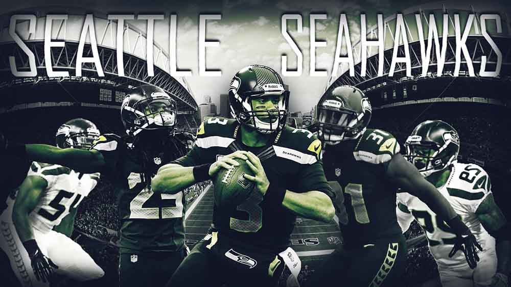 Seattle Seahawks Football 2017